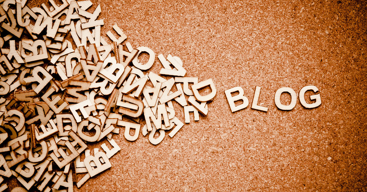 Old School Blogging and Social Media Decluttering