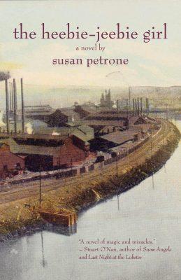 The Heebie-Jeebie Girl by Susan Petrone