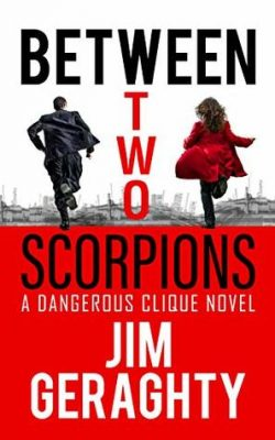 Between Two Scorpions Book Cover