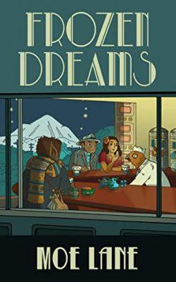 Frozen Dreams Book Cover