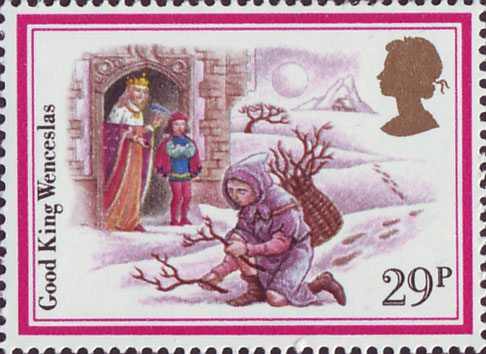 Christmas 1982 1982 Collect GB Stamps