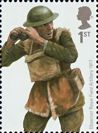 British Army Uniforms 2007 Collect GB Stamps