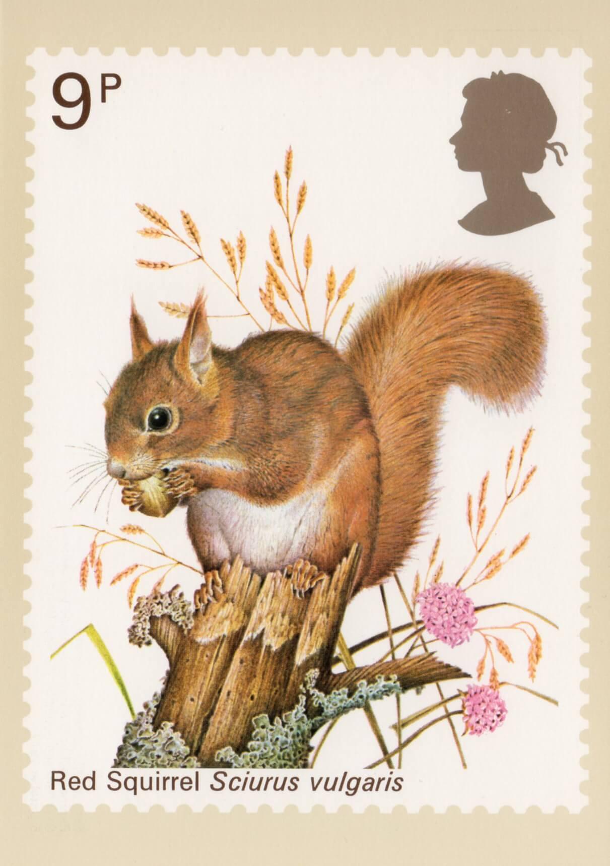 British Wildlife 1977 Collect GB Stamps