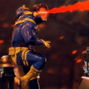 Cyclops Marvel 1:10 Scale Statue