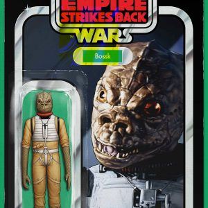 DF Star Wars War of the Bounty Hunters #2 (Action Figure Variant Soule Sgn)