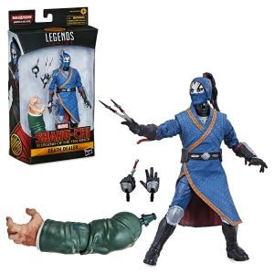 Death Dealer Action Figure Shang-Chi and the Legend of the Ten Rings Marvel Legends Official shopDisney