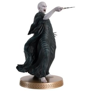 Harry Potter Wizarding World Collection Lord Voldemort Mega Figure with Collector Magazine