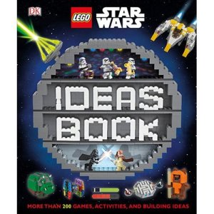 LEGO Star Wars Ideas Book: More than 200 Games, Activities, and Building Ideas Hardcover Book