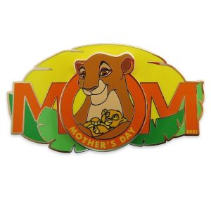 The Lion King Mother's Day 2021 Pin Limited Release Official shopDisney