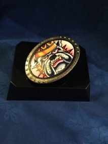 Ed Hardy Belt buckle