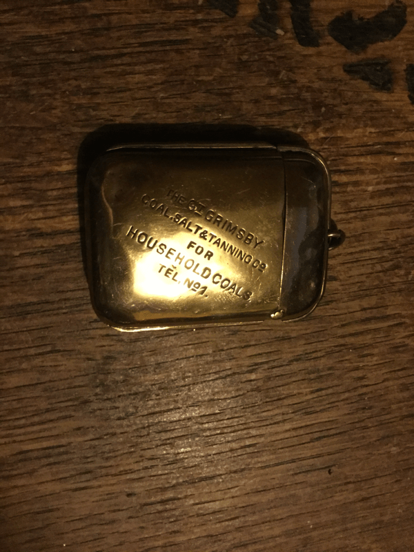 Inscribed gold