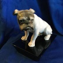 German Porcelain Bulldog