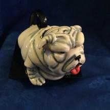 Bulldog Teapot