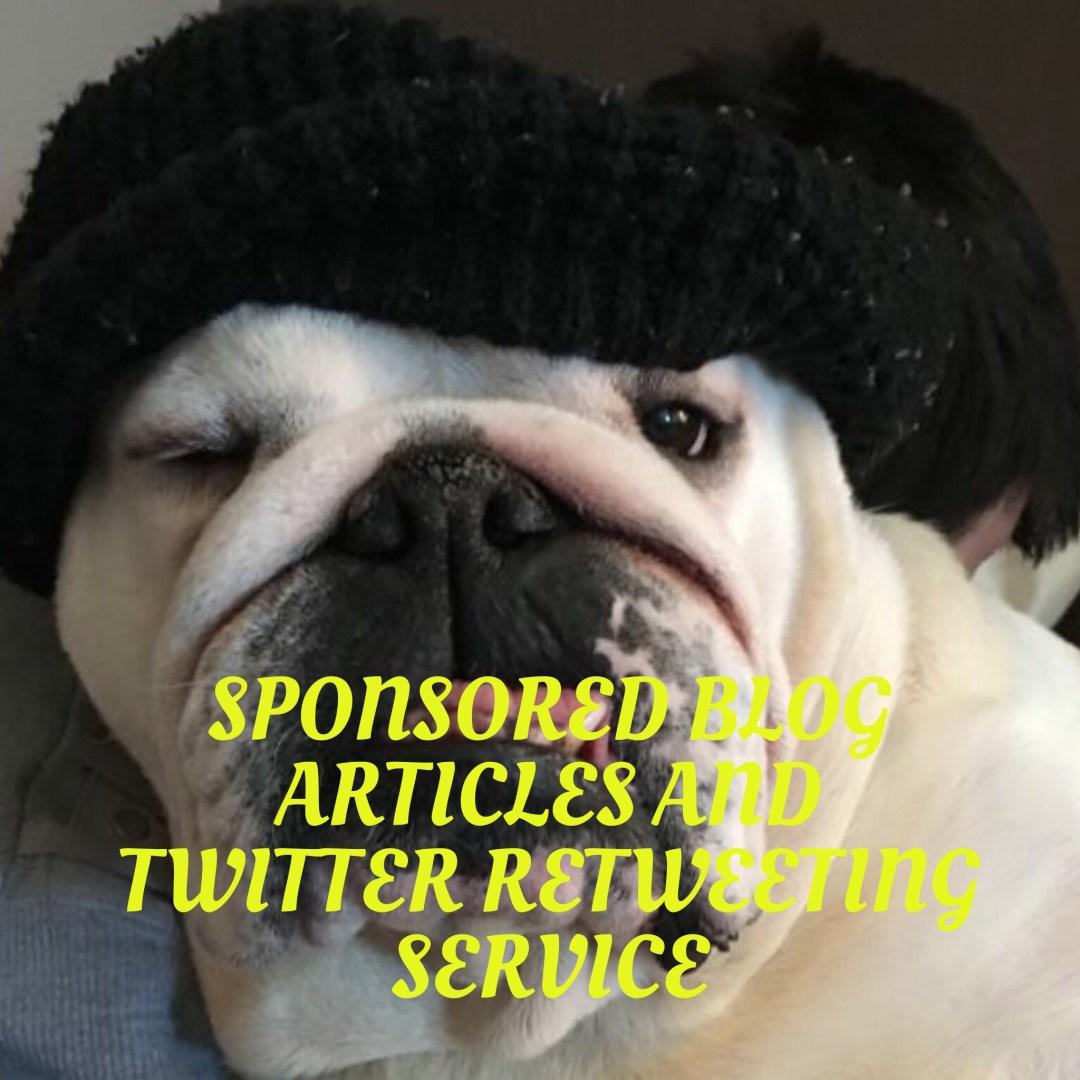 Sponsored blogs