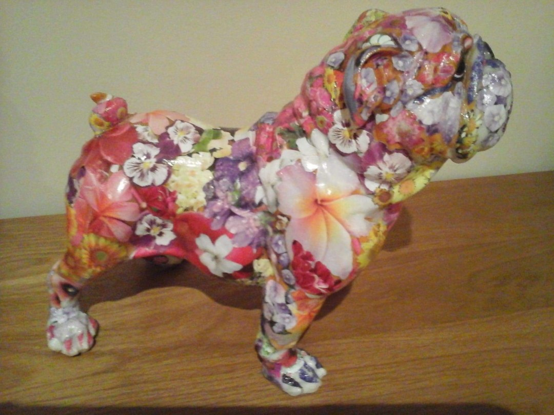 Decoupage lesson guest post article