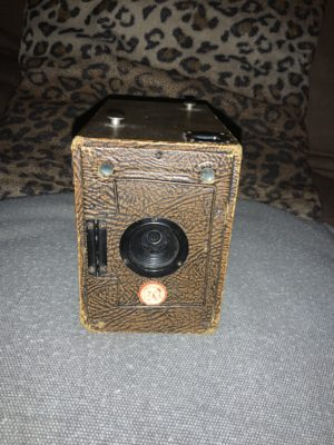 Our take on the Ensign Bulldog Camera 1920s
