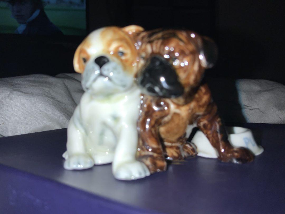 Antiques and collectibles Doris Linder puppies