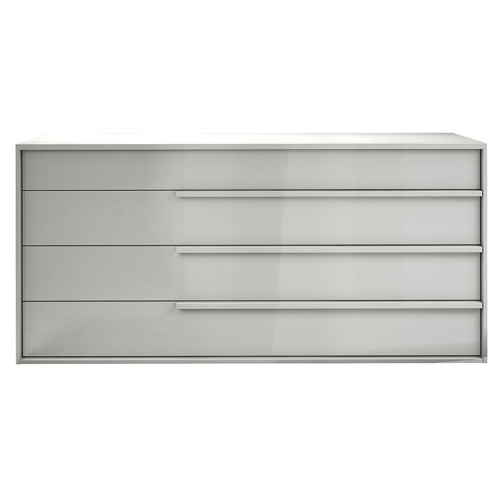 jane dresser glossy white collectic