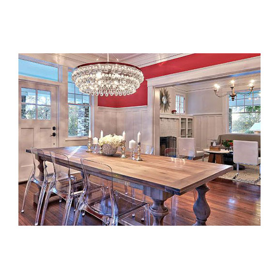 Bling Contmeporary Large Chandelier By Robert Abbey Contemporary Room