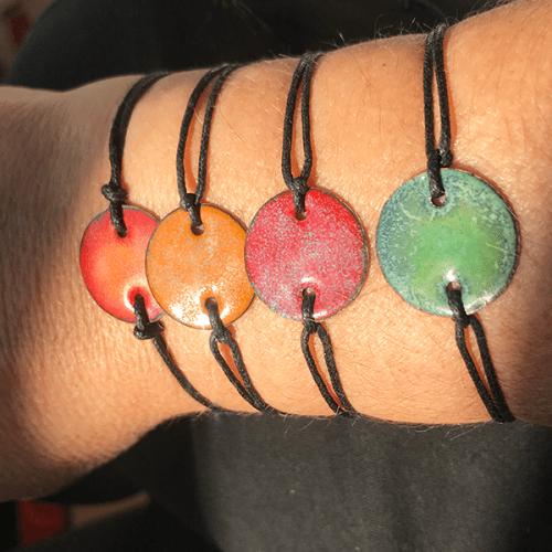 armbanden-met medallion