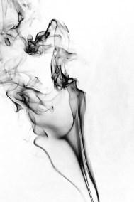 fumée d'encens