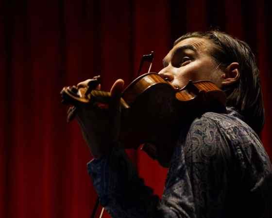 Le violon virtuose qui avait peur du vide [livre-disque]