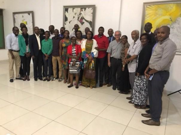 Rencontre GAERG à Kigali