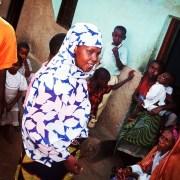 Orphelinat improvisé à Kigali