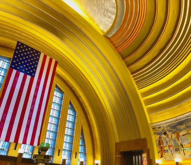 Union Terminal inCincinnati