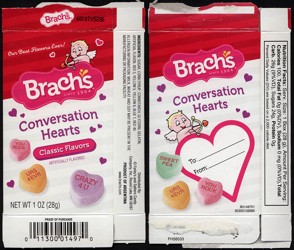 Brachs Valentine Candy