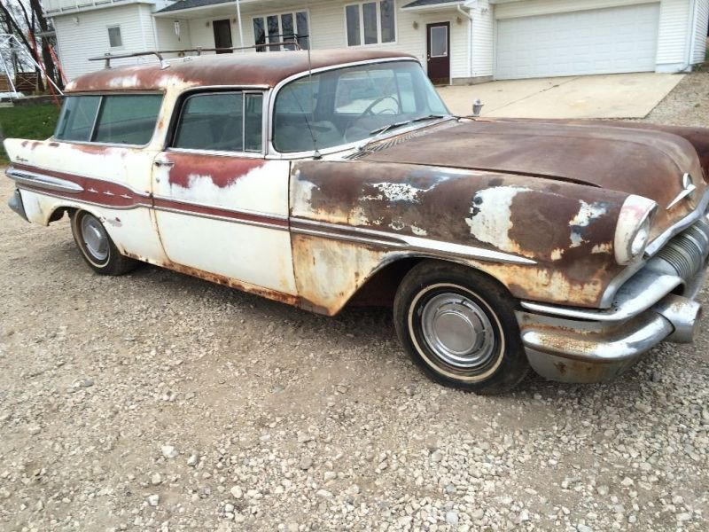 1957 Pontiac Safari Parts