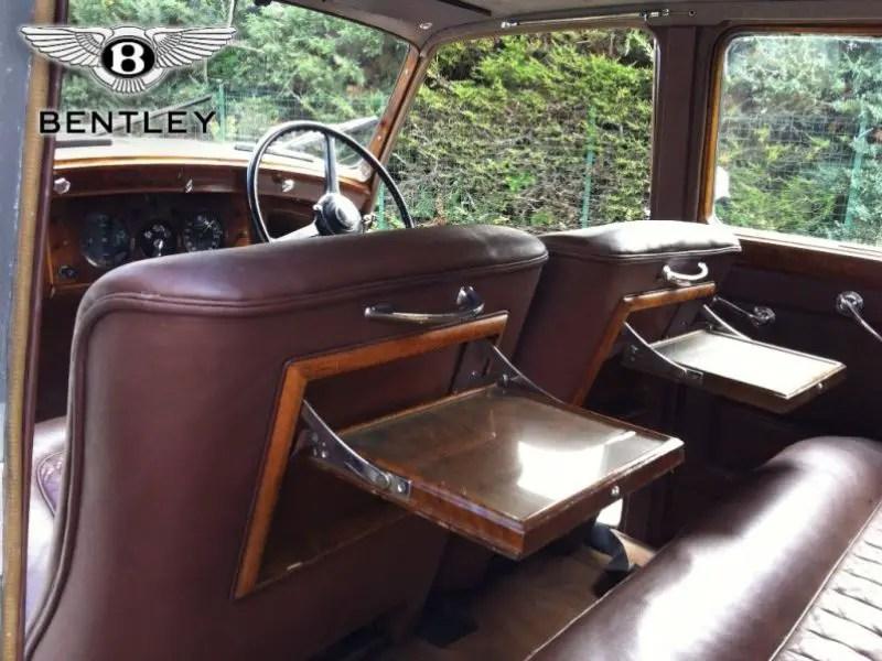 1950 Interior Limousine Cadillac