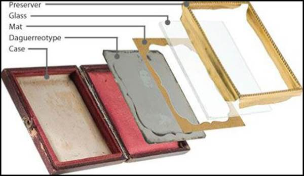 daguerreotypes ambrotypes and tintypes