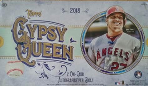 hobby box card collecting baseball
