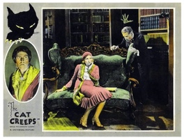 the cat creeps movie