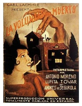 LA VOLUNTAD DEL MUERTO movie