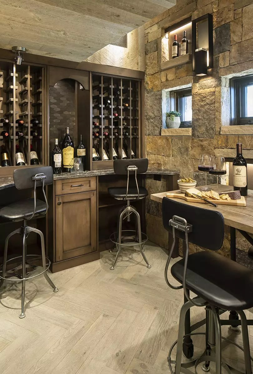 Our favorite home bars