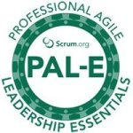 Professional agile leadership essentiels