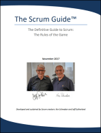The Scrum Guide 2017