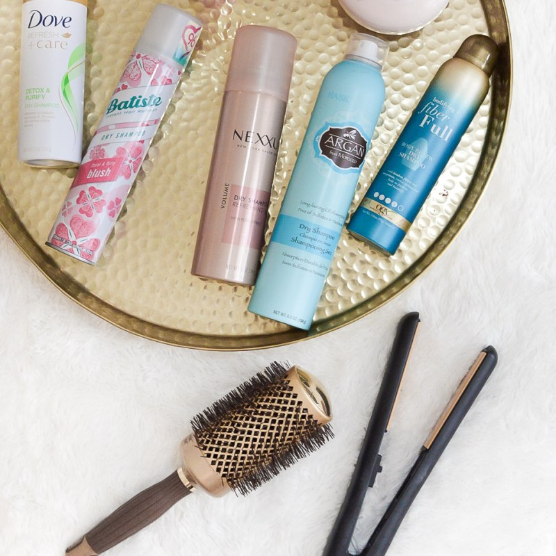 The Best Dry Shampoos Under $10