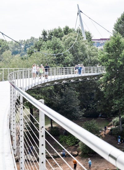 Falls Park in Greenville | What to Do in Greenville, South Carolina