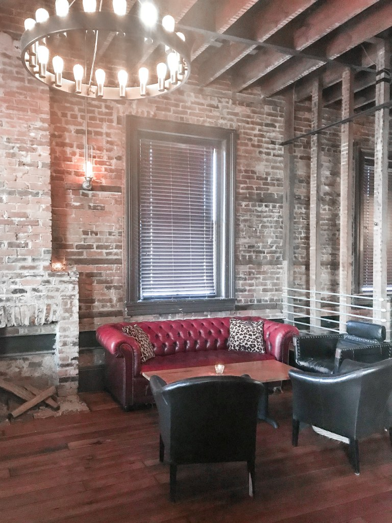 Where to Get Cocktails in Charleston: The Cocktail Club