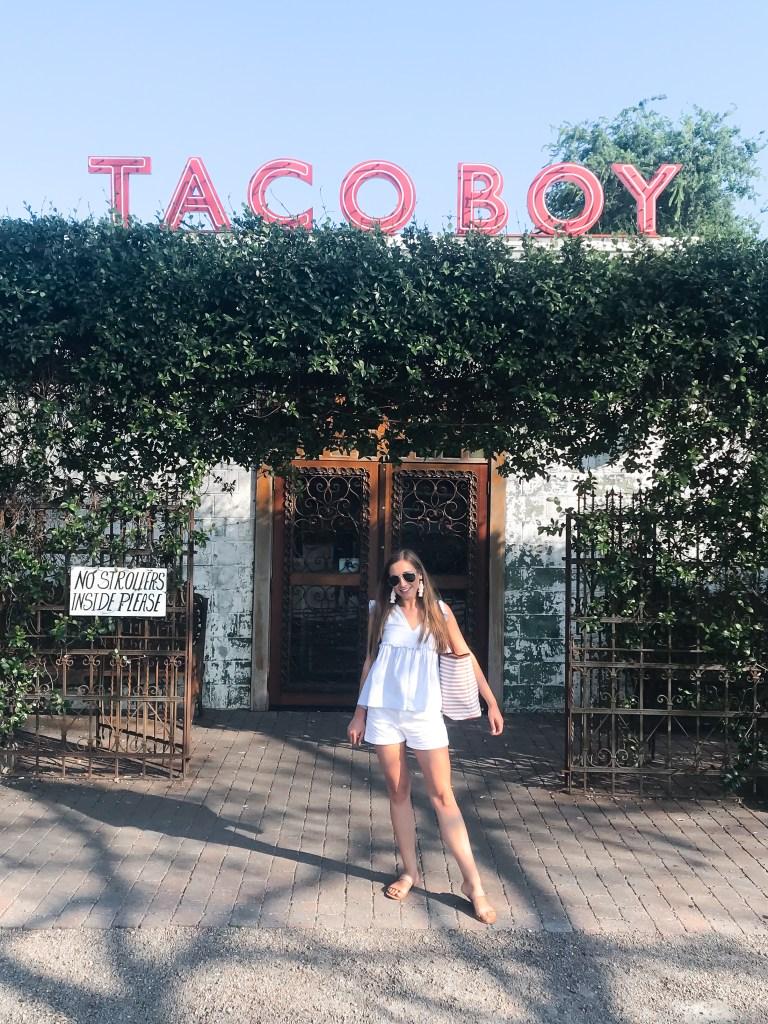Where to Eat in Charleston: Taco Boy