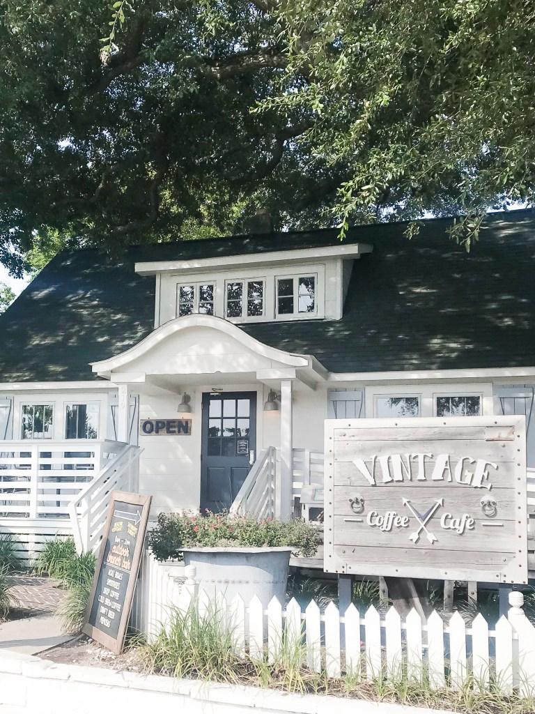 Best Coffee Shops in Charleston   Vintage Coffee Cafe