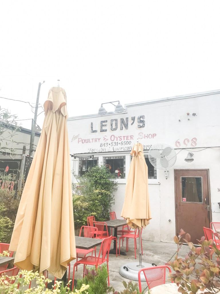 Best Restaurants in Charleston: Leon's Oyster Shop