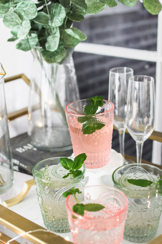 How to Stock a Bar Cart for Parties