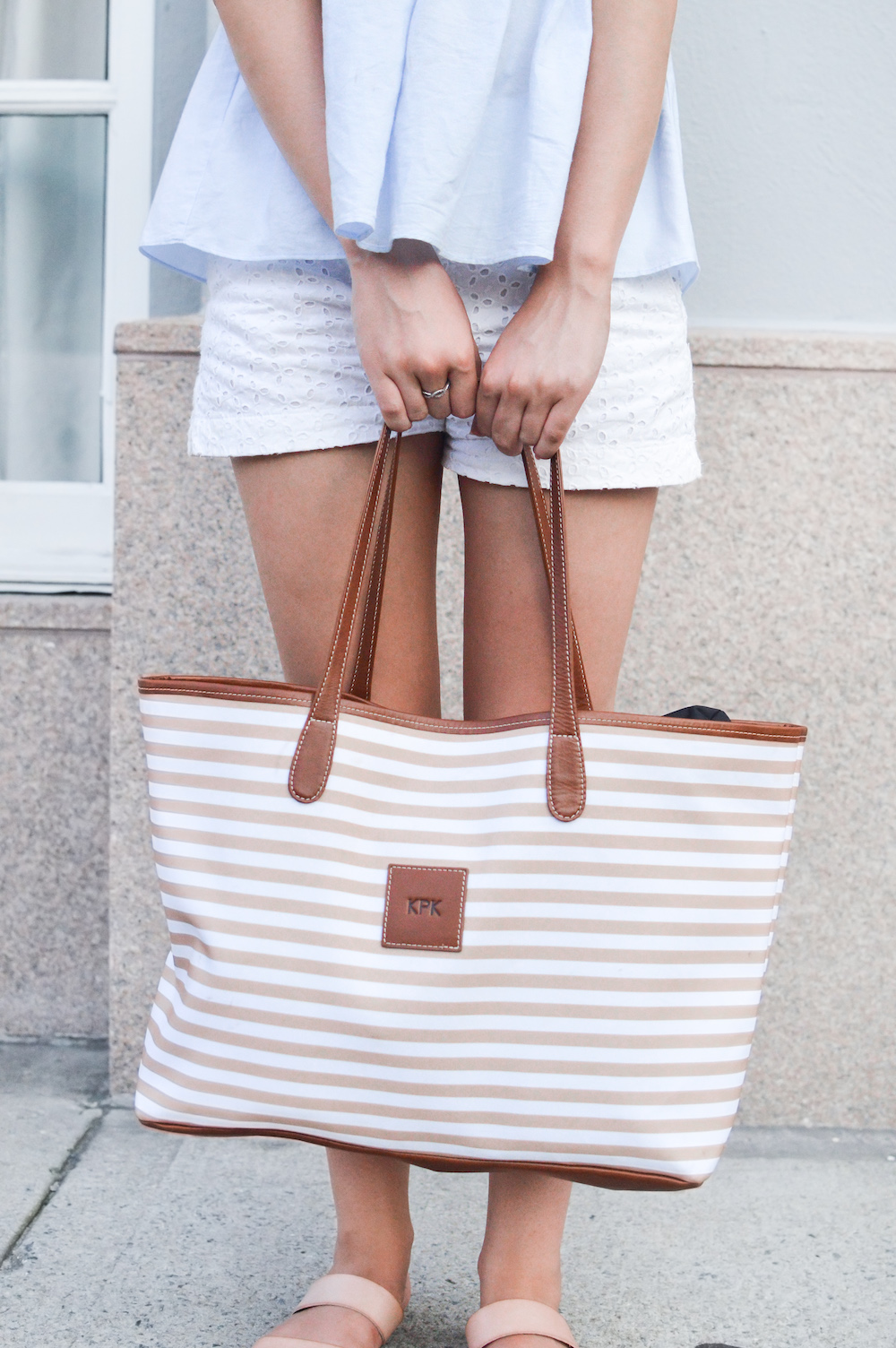 Preppy Tote from Barrington Gifts
