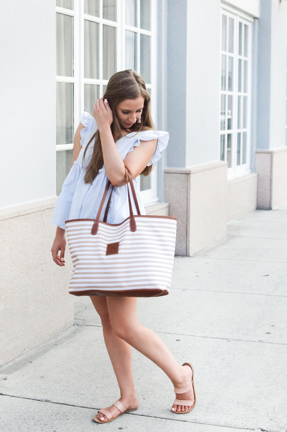 Easy Preppy Summer Outfits