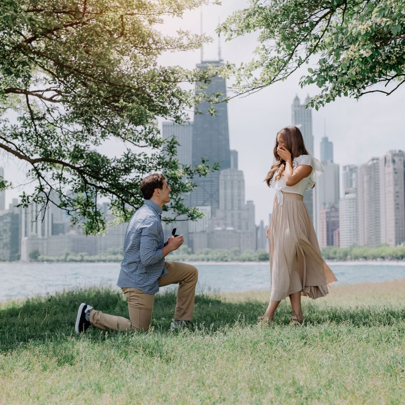 How He Asked + The Making of the Most Perfect Proposal