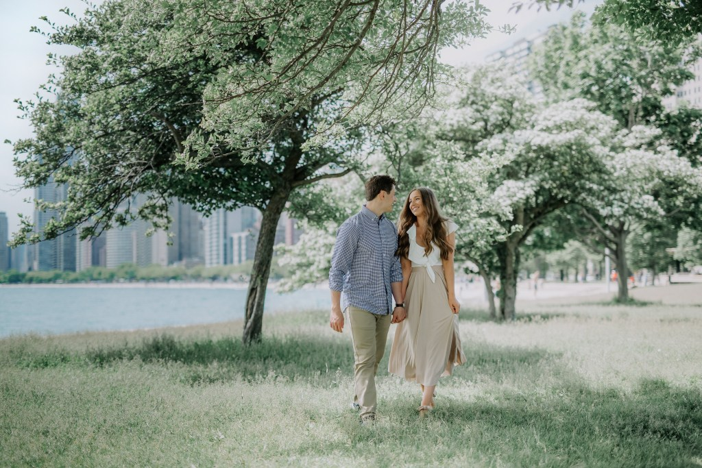 Engagement Photos + Surprise Engagement Story